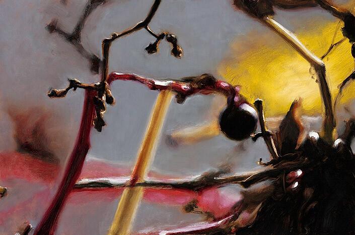 Louise Hearman Untitled #1310, 2009; oil on masonite; 61 x 91.5 cm; enquire