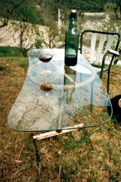 Bill Culbert 2 CV table, 1994; colour photograph; 31 x 27 cm; Edition of 20; enquire