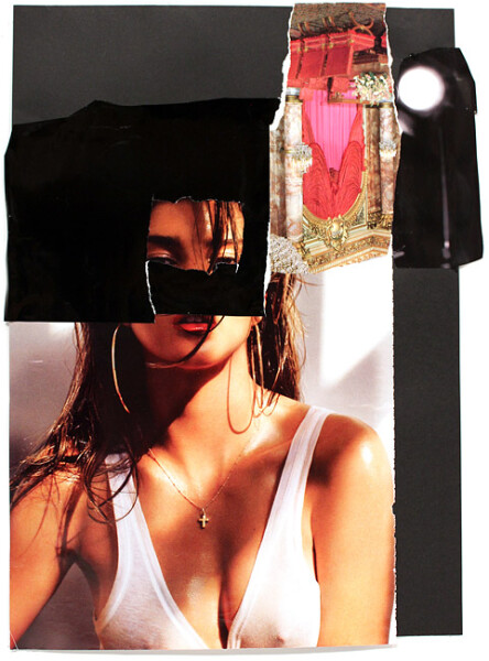 Jacqueline Fraser The Making of Last Tango in Paris, 2011, 2011; collage; enquire