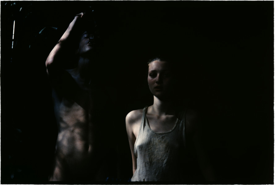 Bill Henson Untitled, 1998-00; CB/KMC 4 SH 67 N4 / gallery ref. #42; Type C photograph; 127 x 180 cm; Edition of 5 + AP 2; enquire