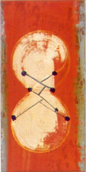 John Firth-Smith Memento No. 2, 2001; Oil on linen; 2 ft x 1 ft; enquire