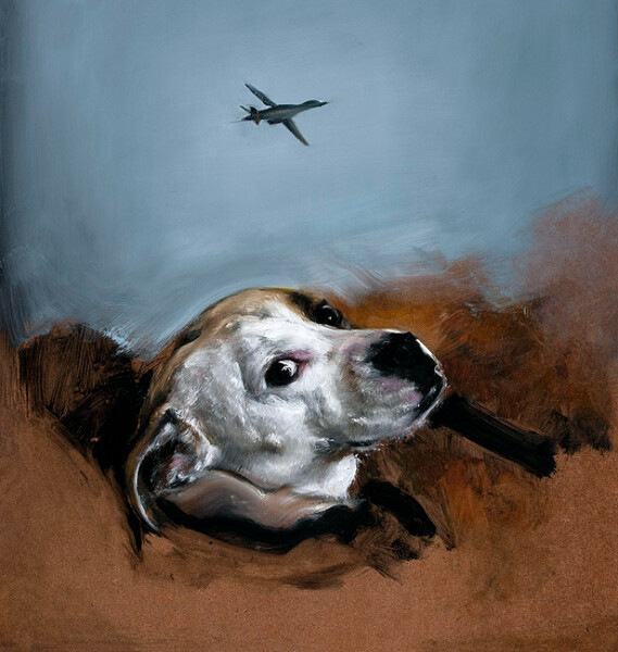 Louise Hearman Untitled #1312, 2009; oil on masonite; 71 x 61 cm; enquire