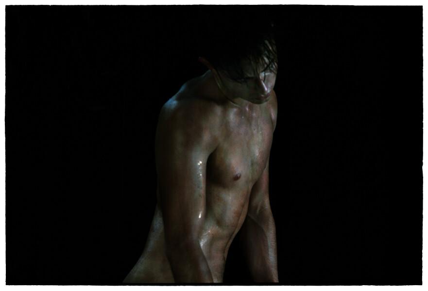 Bill Henson Untitled, 2015-16; LS SH746 N22; archival inkjet pigment print; 127 x 180 cm; Edition of 5 + 2 AP; enquire