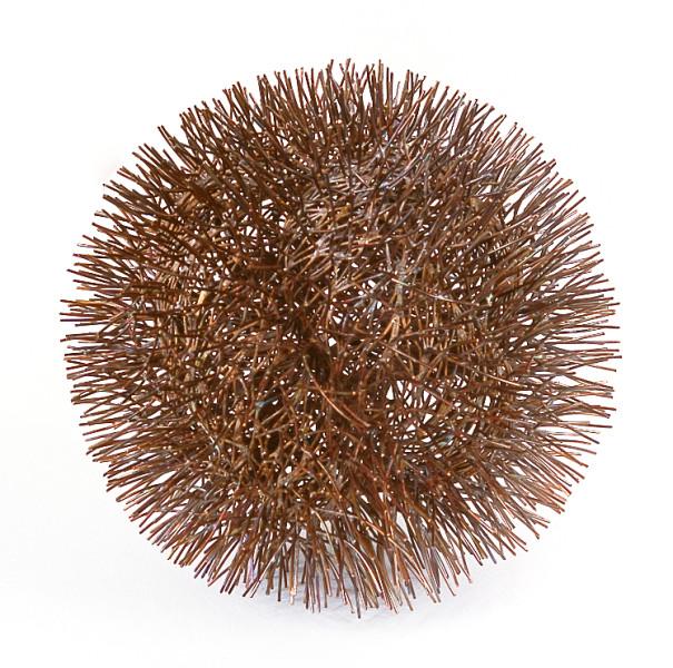 Bronwyn Oliver Cluster, 2002; copper; 22cm diameter; enquire