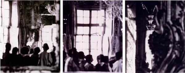 Bill Henson Untitled 32,33,34, 1983-84; Type C colour photograph; 100 x 80 cm; Triptych; Edition of 10; enquire