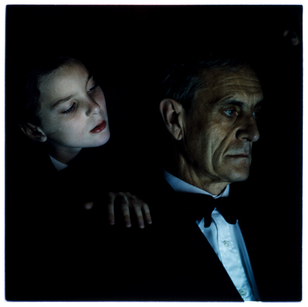 Bill Henson Untitled 29/77, 1990-91; from the series Paris Opera Project; type C photograph; 127 x 127 cm; series of 50; Edition of 10 + AP 2; enquire