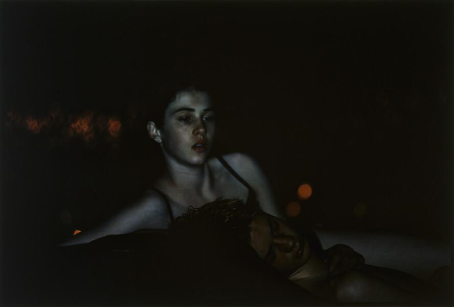 Bill Henson Untitled #13, 2000-01; CB/JPC SH95 N13A; Type C photograph; 127 x 180 cm; (paper size); Edition of 5 + AP 2; enquire