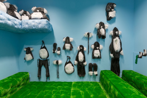 Kathy Temin | 'The Koala Room', Bella Room Commission, Museum of Contemporary Art, Sydney
