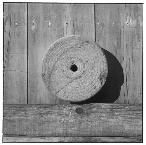 Bill Culbert Small stone wheel, 2002; Edition of 25; enquire