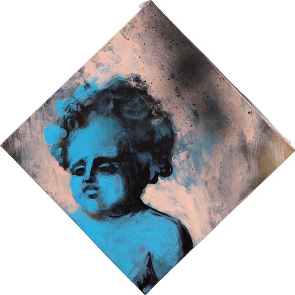 Tony Clark Putto T, 2010; 41.5 x 41.5 cm; enquire