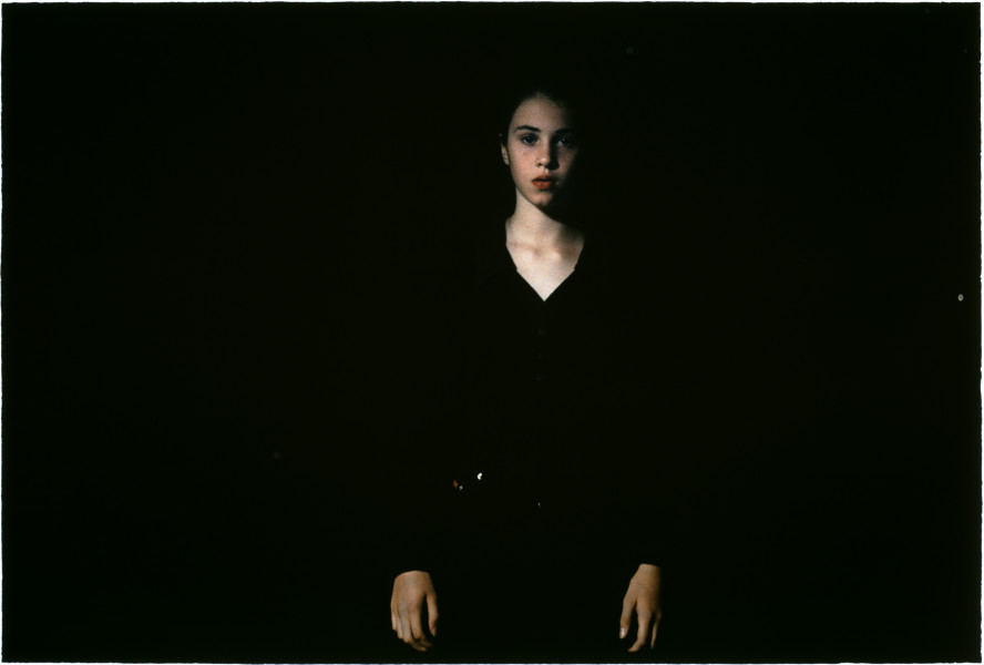 Bill Henson Untitled, 1998-00; JPC 2 SH 26 N14 / gallery ref. #1; Type C photograph; 127 x 180 cm; (paper size); Edition of 5 + AP 2; enquire