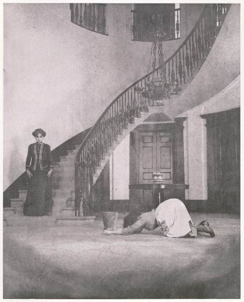 Tracey Moffatt Laudanum #1, 1998; Toned photogravure print on rag paper; 99 x 70 cm; paper size: 76 x 57cm; Edition of 60 + AP 9; enquire