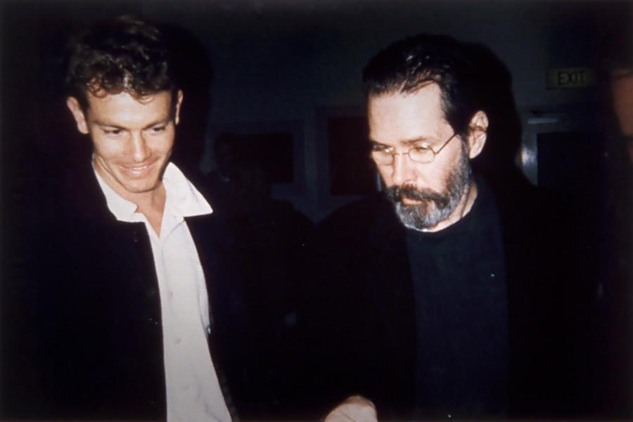 Dale Frank (Steven + Leonard) Pool, 1996; Photograph; 60 x 50 cm; enquire