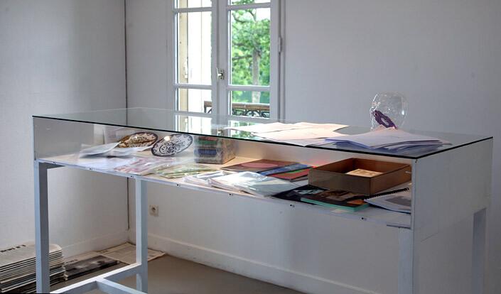 A Constructed World Le Feu Scrupuleux, 2008; enquire