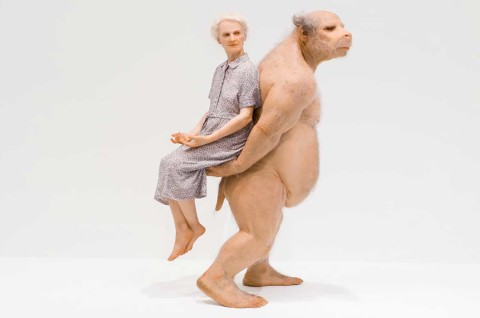 Patricia Piccinini, 'The Child Within Me', private collection of Omer KoC, Abdulmecid Efendi Pavilion, Istanbul