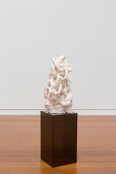 Mikala Dwyer Untitled, 2018; ceramic, acrylic; 54 x 20 x 16 cm; enquire