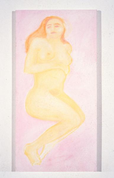 Angela Brennan Nude, 1994; oil on canvas; 122 x 61 cm; enquire