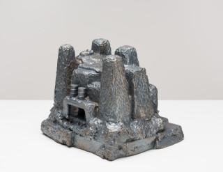 Fiona Hall Castles of Lost Destinies, 2015; Cat no. 20; Bronze; 15 x 23 x 18 cm; enquire