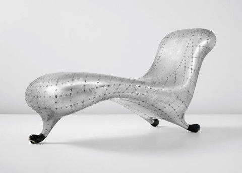 Marc Newson, Gagosian, New York