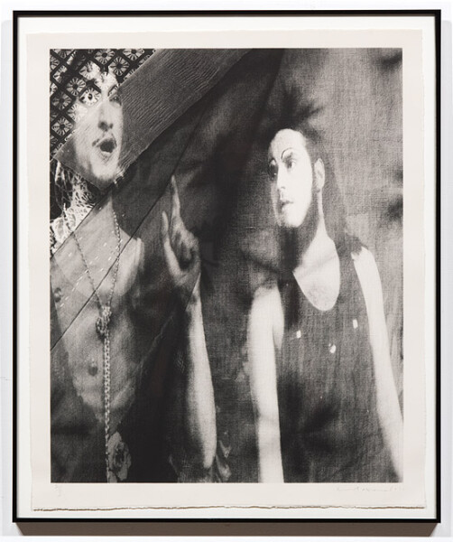 David Noonan Untitled, 2011; screen print on paper; 82.5 x 69 (framed); Edition of 3 + AP 2; enquire