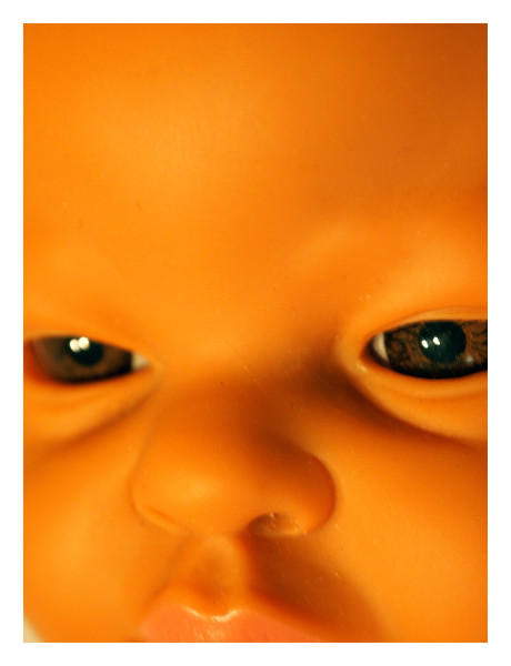 Destiny Deacon The boss baby, 2014; Hahnemuhle photo rag; 43 x 33 cm; Edition of 5 + 2 APs; enquire