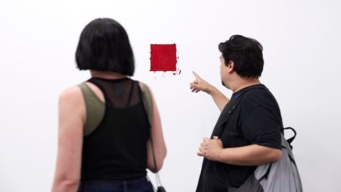Kirtika Kain's exhibition 'Lustration' at Firstdraft