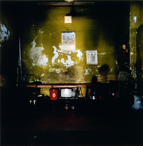 Simryn Gill Dalam # 89, 2001; type C photograph; 23.5 x 23.5 cm; enquire
