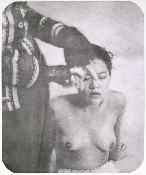Tracey Moffatt Laudanum #11, 1998; Toned photogravure print on rag paper; 76 x 57 cm; Edition of 60 + AP 9; enquire