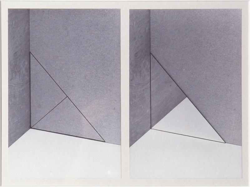 Geoff Kleem Untitled, 1981; black and white photograph; 38 x 48 cm; enquire