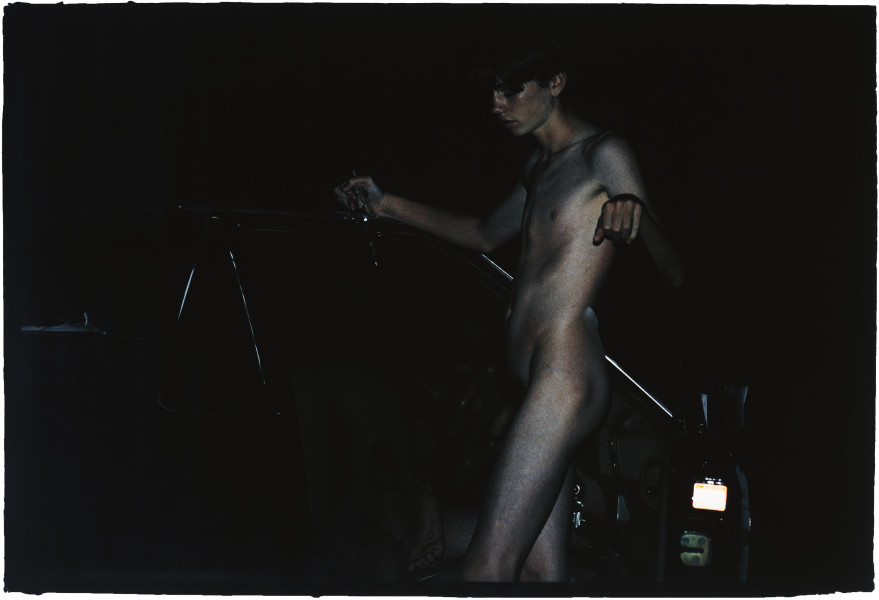 Bill Henson Untitled, 1998-00; CB 7 SH 3 N23A / gallery ref. #19; Type C photograph; 127 x 180 cm; (paper size); Edition of 5 + AP 2; enquire