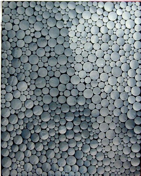 Yayoi Kusama Infinity Dots H.R.T, 2001; Acrylic on canvas; 162 x 130 cm; enquire