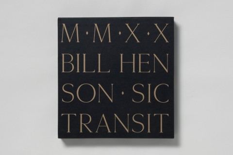 Bill Henson's 'Sic Transit'