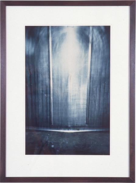 Scott Redford Urinal, Melbourne, 1988; colour photograph (printed 1994); 71 x 53 cm; enquire