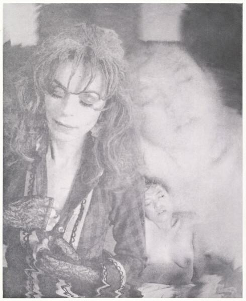 Tracey Moffatt Laudanum #3, 1998; Toned photogravure print on rag paper; 76 x 57 cm; Edition of 60 + AP 9; enquire