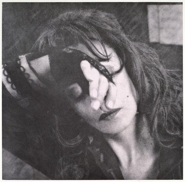 Tracey Moffatt Laudanum #13, 1998; Toned photogravure print on rag paper; 76 x 57 cm; Edition of 60 + AP 9; enquire