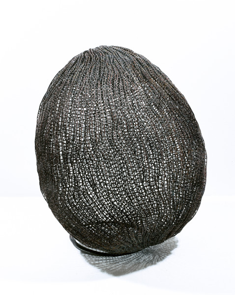 Bronwyn Oliver Berry, 2004; copper; 115 x 95 x 95 cm; enquire