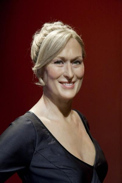 Anne Zahalka Meryl Streep, 2009, 2011; archival pigment ink print; 89.5 x 60.5 cm; Edition of 5 + AP 2; enquire