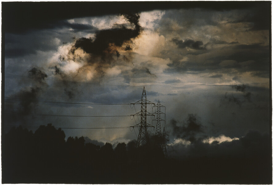 Bill Henson Untitled #69, 2000-01; CL SH 453 N9A; type C photograph; 127 x 180 cm; Edition of 5 + AP 2; enquire