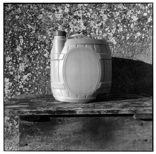 Bill Culbert Bonbonne - Plastic, full, 2002; Edition of 25; enquire