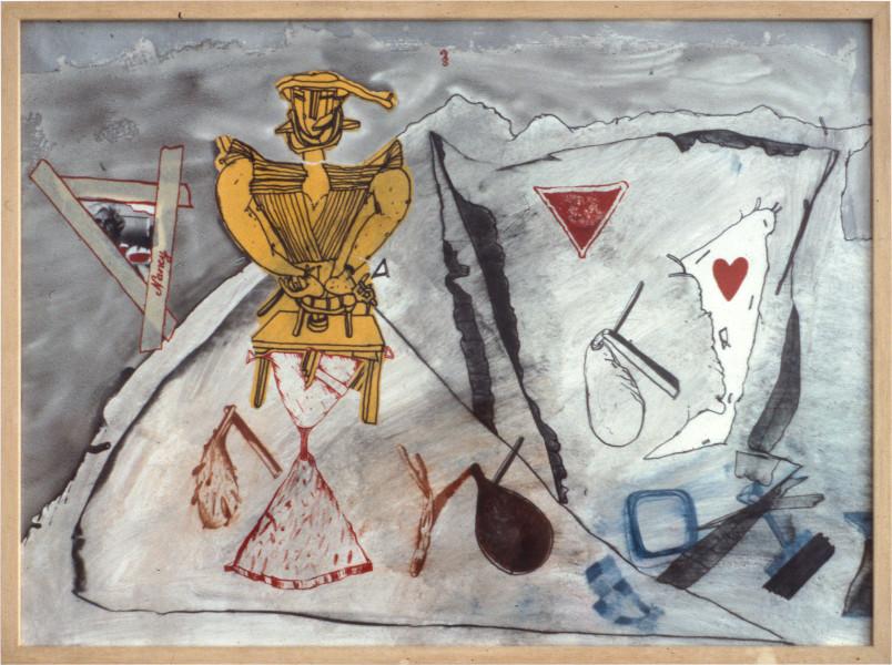 Gareth Sansom Untitled, 1982; enquire