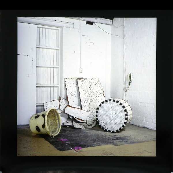 Newell Harry My ever changing moods 2, 2005; Pegasus print; 100 x 100 cm; image size: 80 cm x 80 cm; Edition of 5 + AP 1; enquire