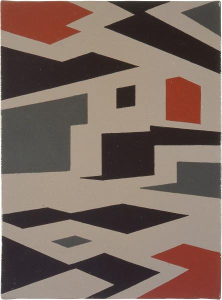 Stephen Bram Untitled, 1993; acrylic on canvas; 30 x 23 cm; enquire