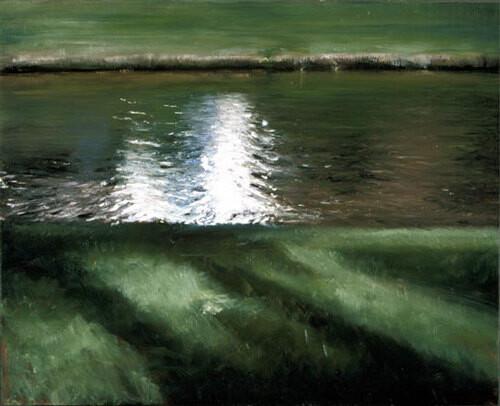 Louise Hearman Untitled #  1008, 2003; oil on masonite; 61 x 75 cm; enquire