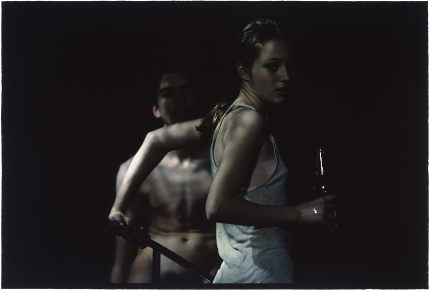 Bill Henson Untitled, 1998-00; CB/KMC 4 SH 72 N31A / gallery ref. #55; Type C photograph; 127 x 180 cm; Edition of 5 + AP 2; enquire