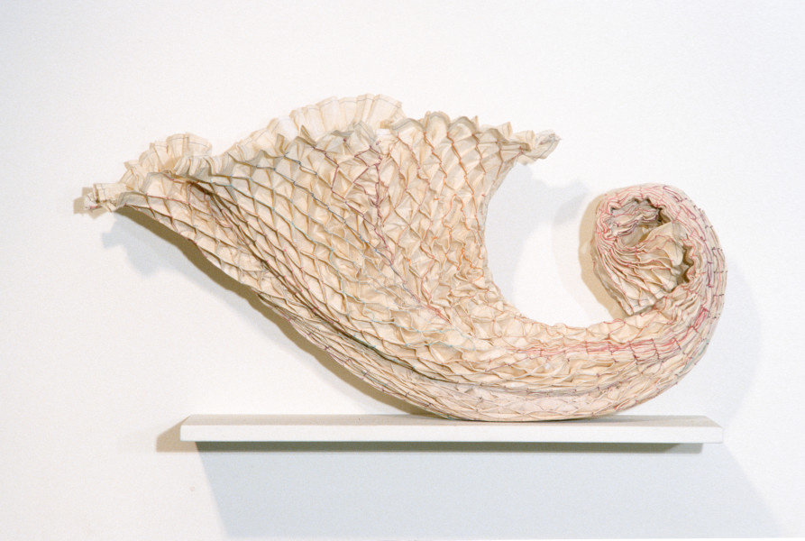 Heather Dorrough Object, 1988; fabric, cotton & acrylic; enquire