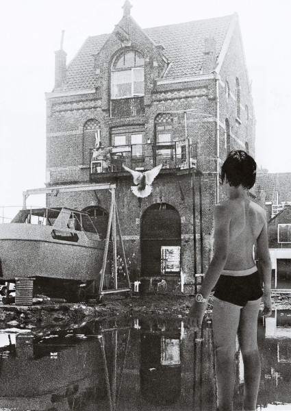 David Noonan 5. Harlem, 2005; archival inkjet print on paper from original paper collage; 61 x 43.5 cm; Edition of 15 + AP 2; enquire