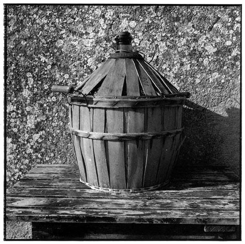 Bill Culbert Bonbonne - Fruit box, wood, small, 2002; Edition of 25; enquire