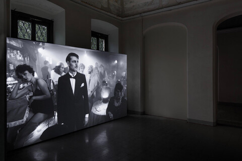 Isaac Julien, 'Hyper Visuality. Making the invisble visible. Moving images from the Wemhoner Collection', miart 2019 art fair, Milan