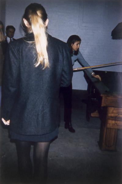 Dale Frank Pool, 1996; Photograph; 60 x 50 cm; enquire