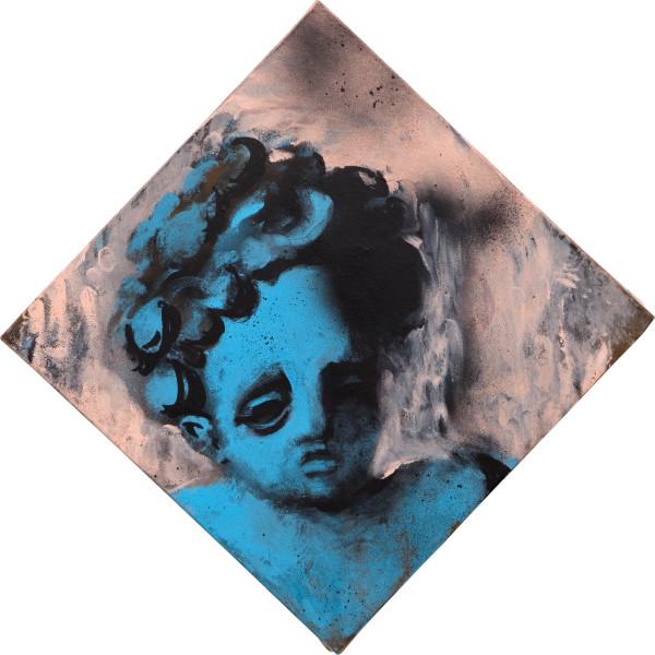 Tony Clark Putto R, 2010; 41.5 x 41.5 cm; enquire